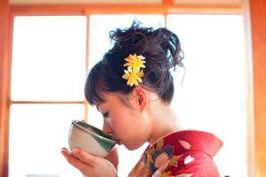 Tea fogyasztás, mint szertartás
