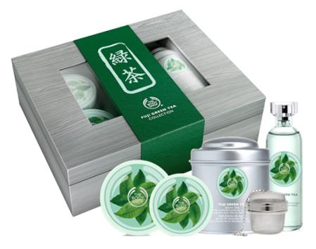 Fuji Green Tea termékcsalád
