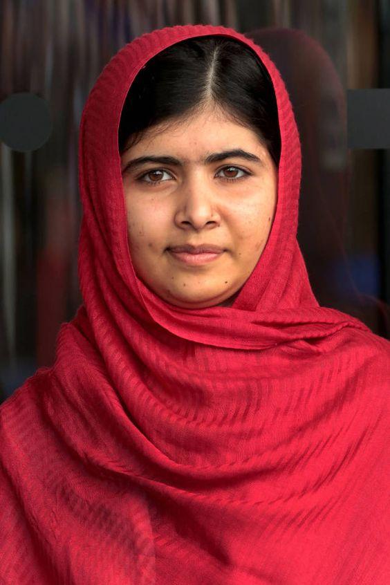 a Nobel-békedíjas Malala