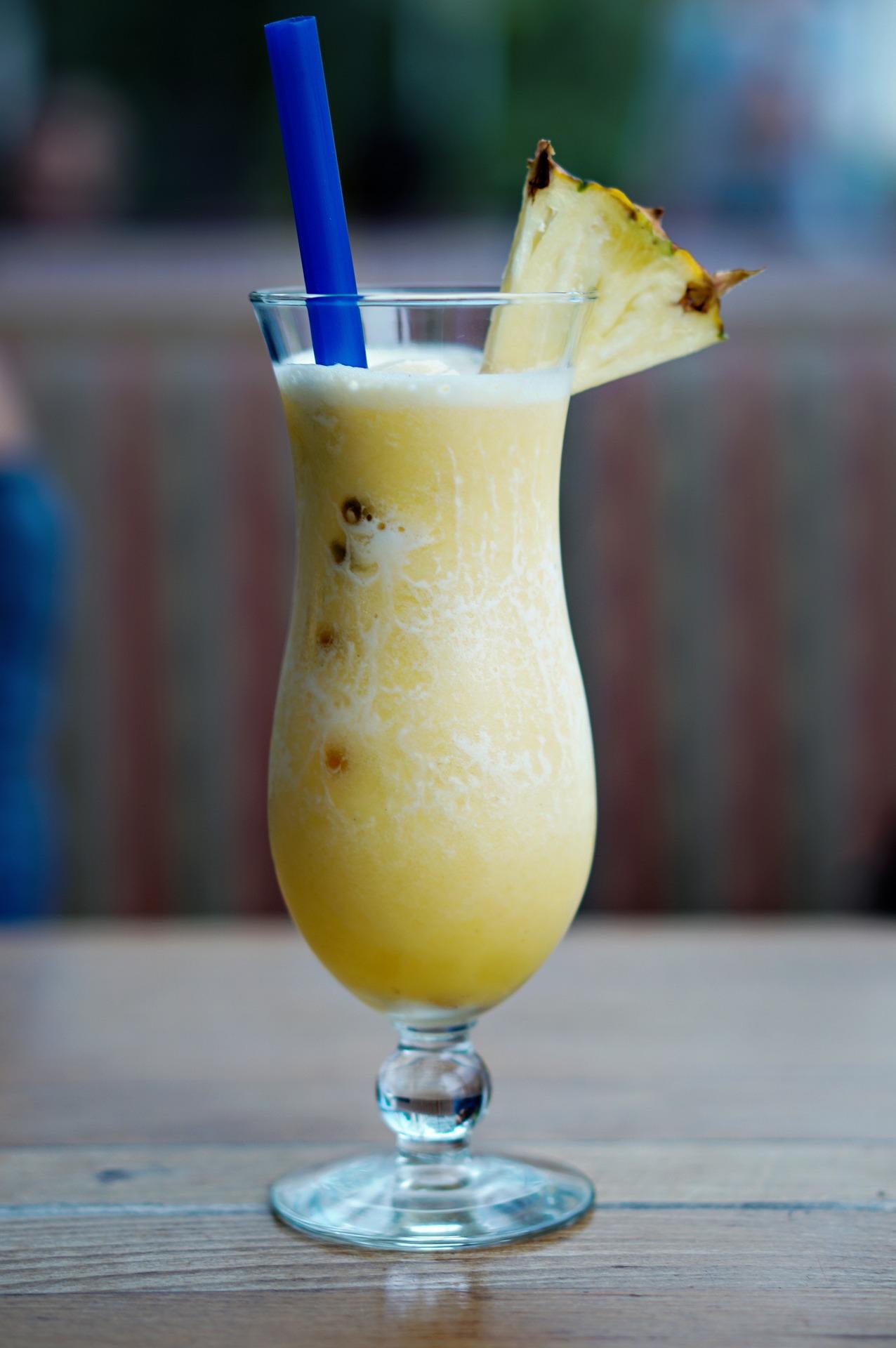 Tökéletes nyári ital: ananász limonáé