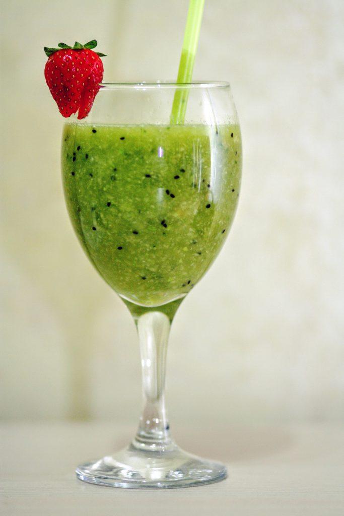 6 egyszerű zöld smoothie