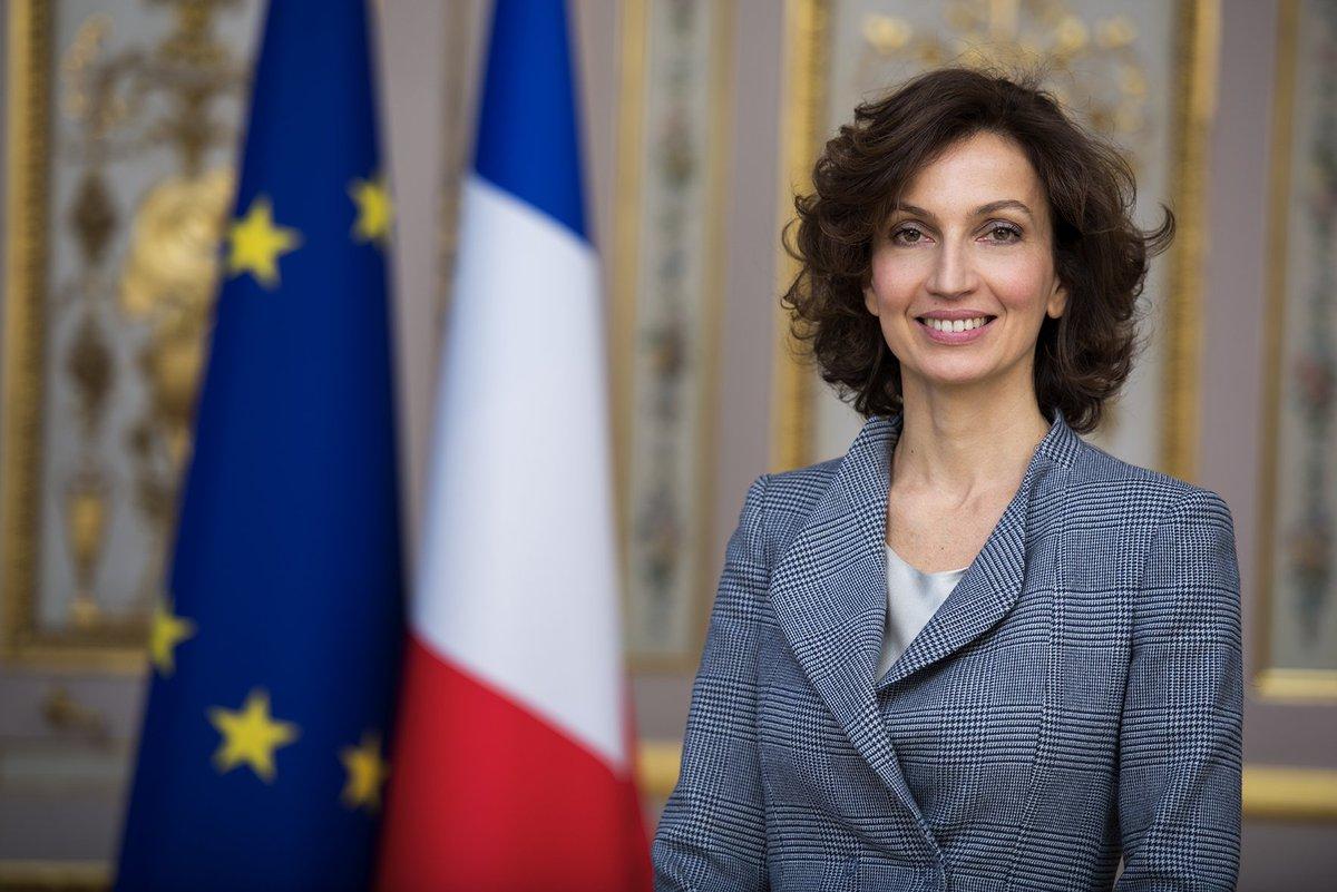 Hölgy az UNESCO élén is