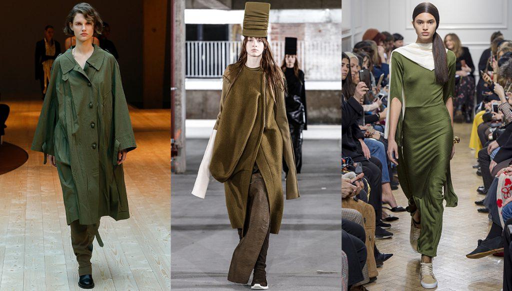 Színes trendek télen/keki Forrás: Vogue