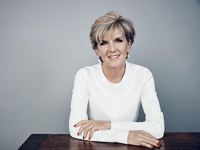 Julie Bishop, Ausztrália külügyminisztere