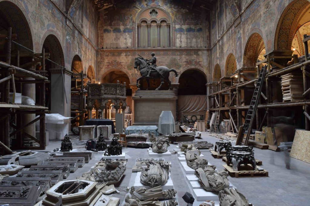 Átfogó rekonstrukció a Szépművészeti Múzeumban